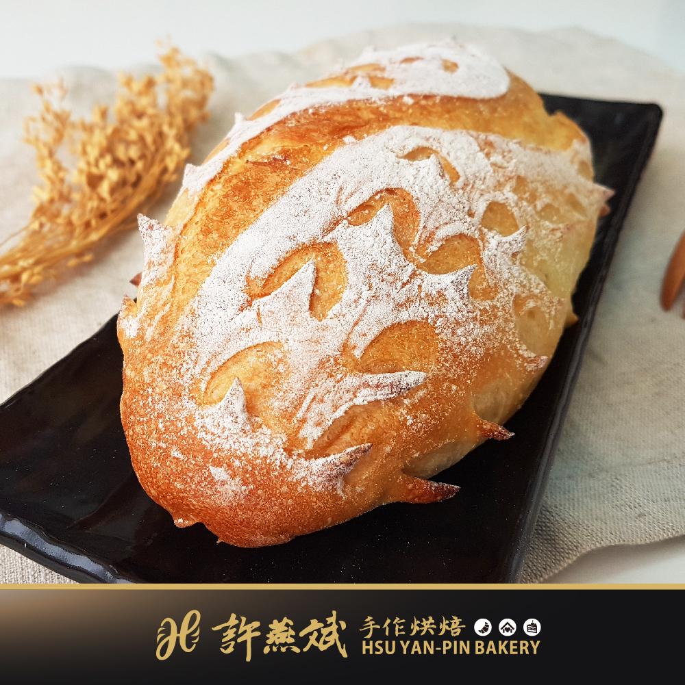 霸王榴槤麵包