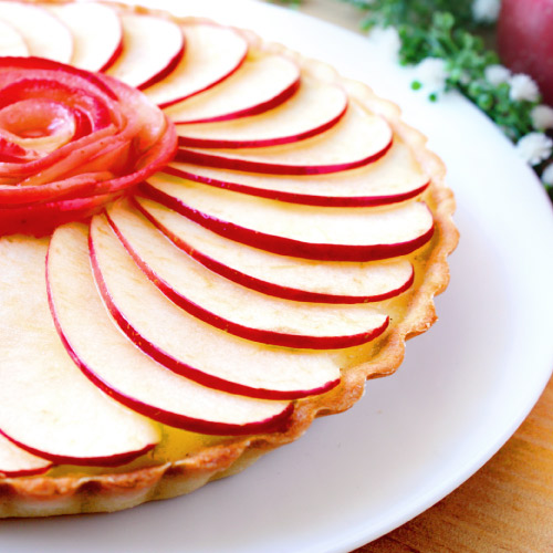 香甜蘋果派(8吋)