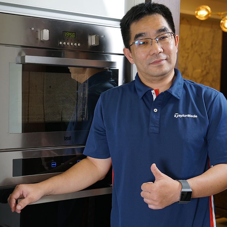 【名人推薦】良興電子總經理賴志達✖best時尚廚電