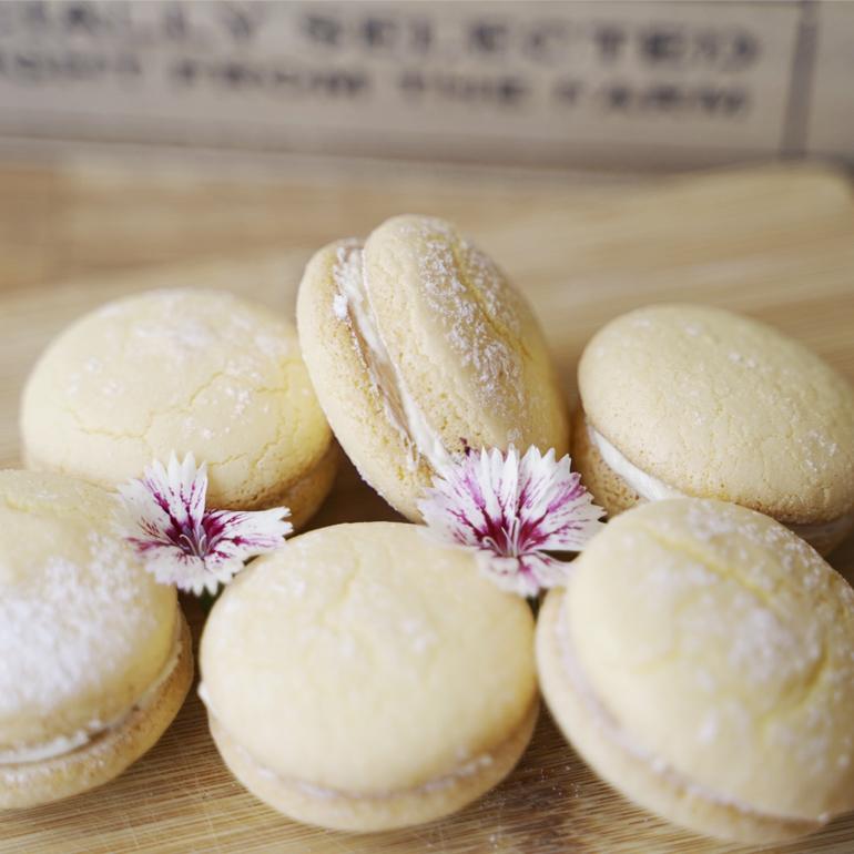 【烤箱食譜影片】台式馬卡龍