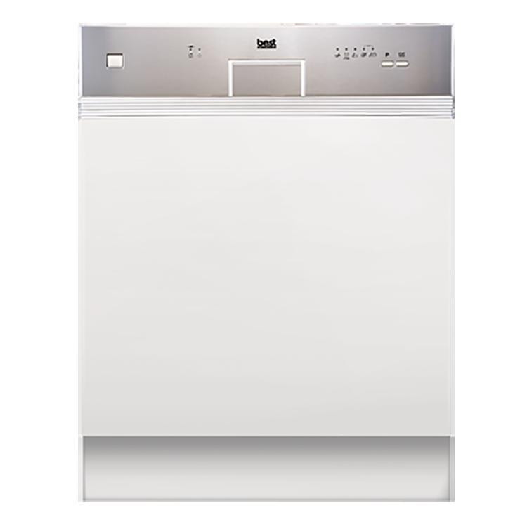 小資型半嵌式洗碗機DW-221