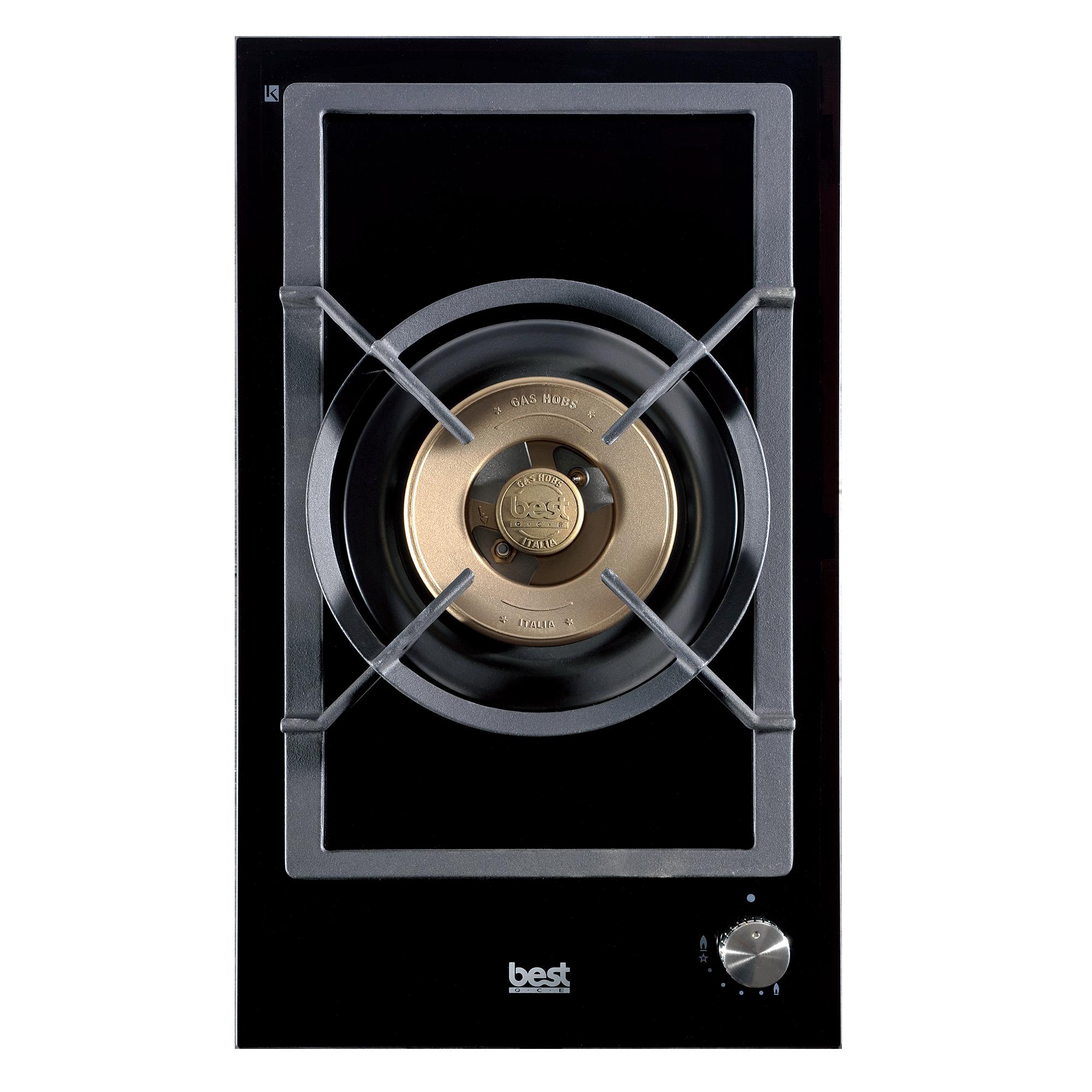 黑玻單口高效能瓦斯爐GH2929
