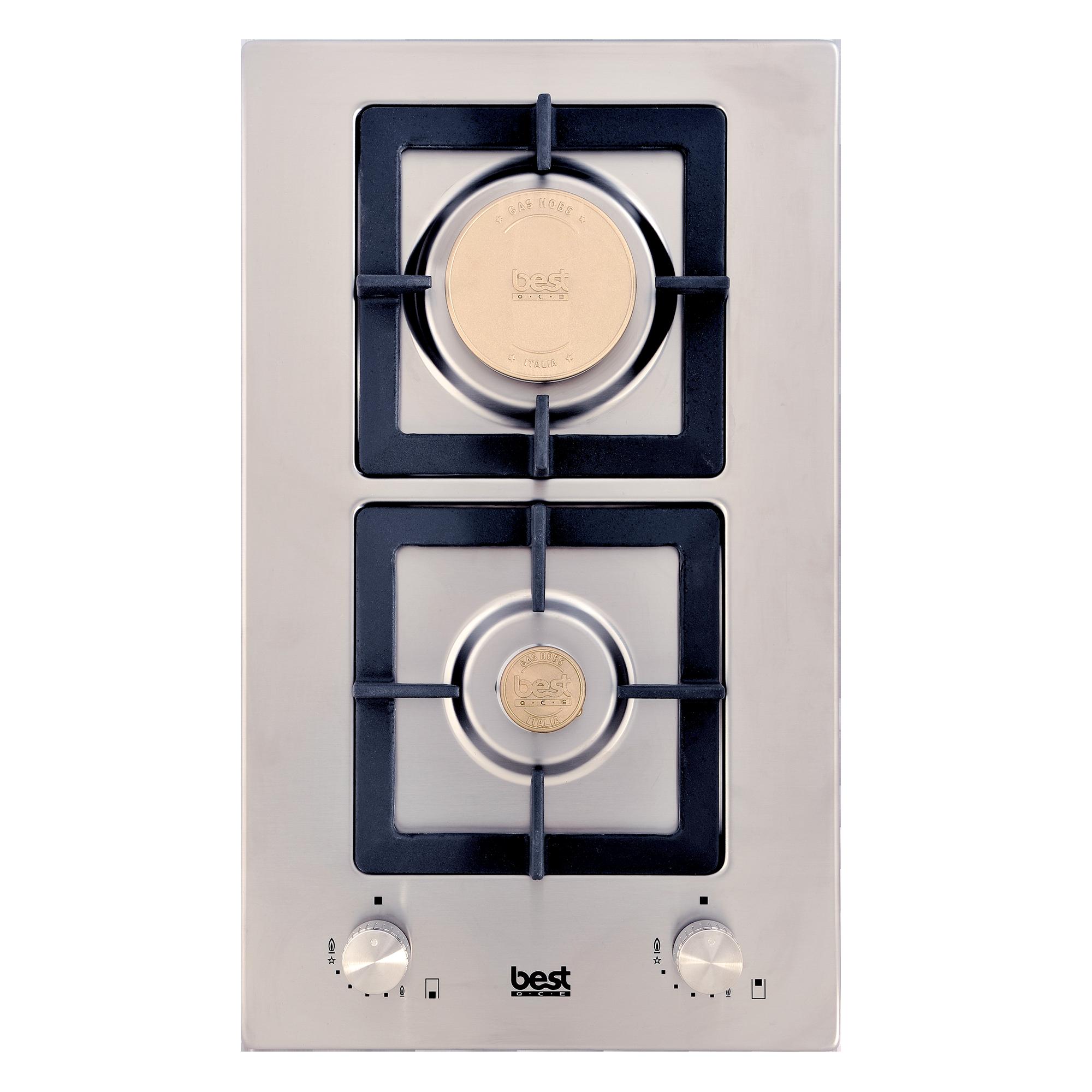 不鏽鋼雙口高效能瓦斯爐GH2959