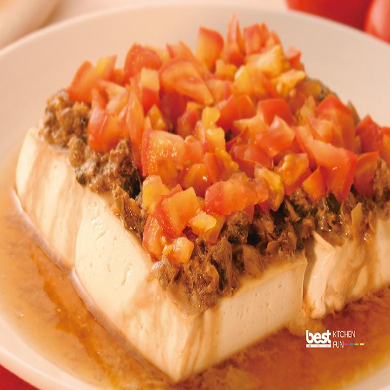 客家福菜豆腐