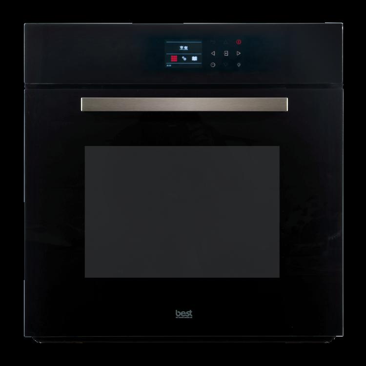 嵌入式3D旋風烤箱OV-900(黑色玻璃系列)