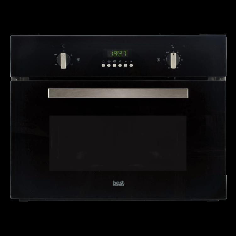 智慧型蒸烤爐SO-865(黑色玻璃系列)