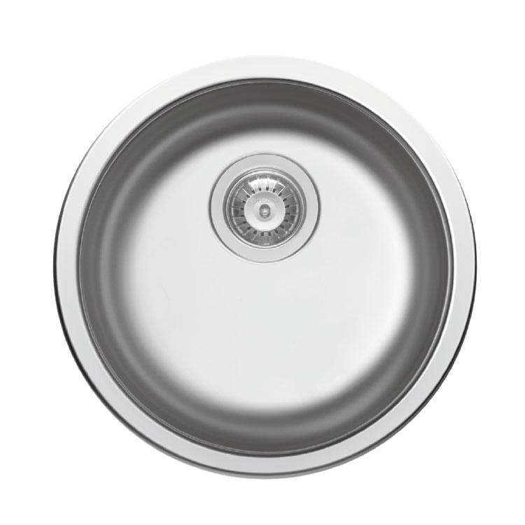PYRAMIS不鏽鋼抗菌水槽ST450