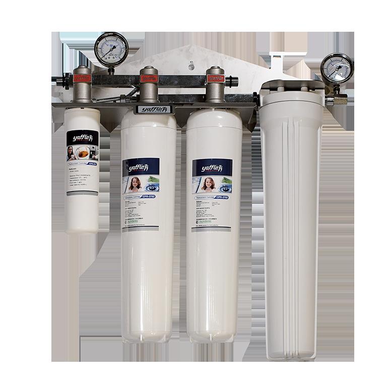 商用型雙進雙出大流量生飲淨水器WF-5200