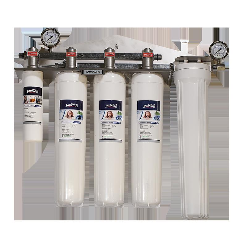 商用型三進三出大流量生飲淨水器WF-5300