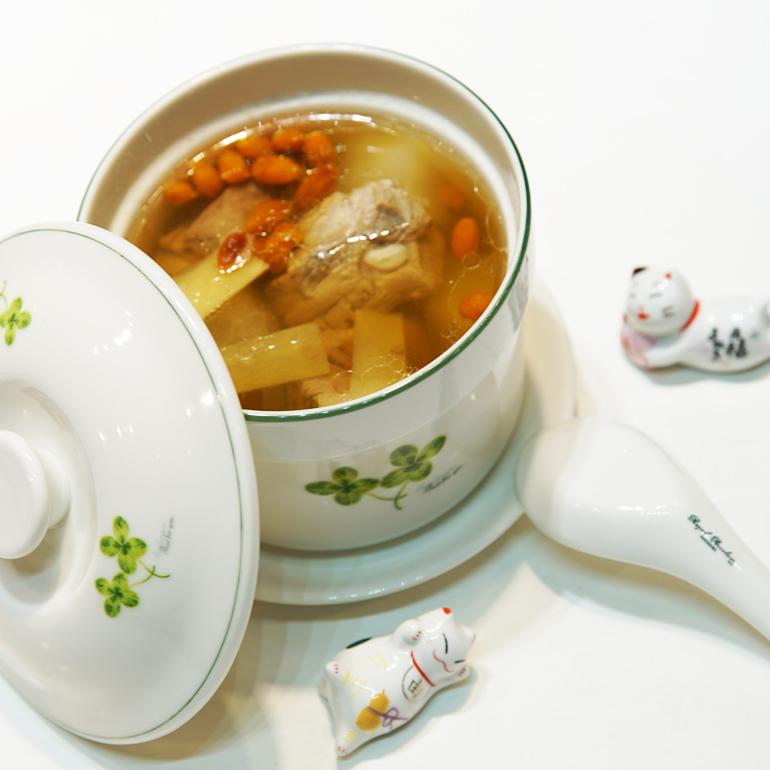 【 蒸烤爐食譜 】清蒸冬瓜排骨湯
