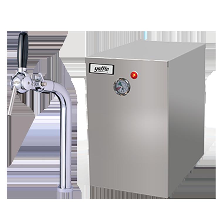Yaffle亞爾浦 櫥下型家用拉把式微礦氣泡水機YS-120(送標準安裝)