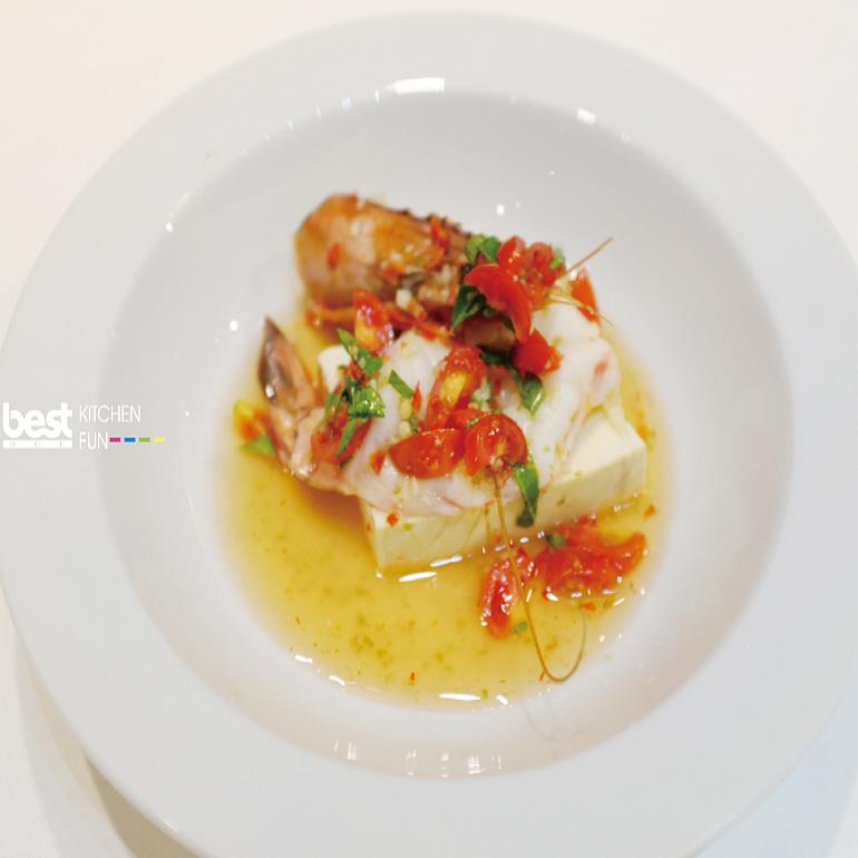【蒸烤爐食譜】泰式香茅蝦