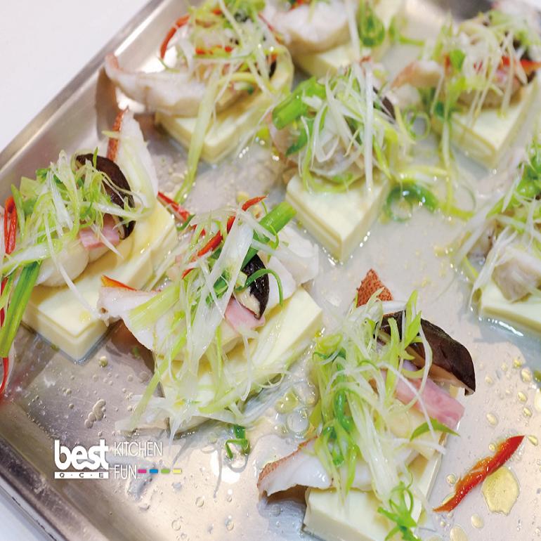 【蒸烤爐食譜】鮮魚料理