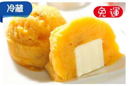 【周老爸免運組】網路爆紅地瓜球 六盒入(共24顆)