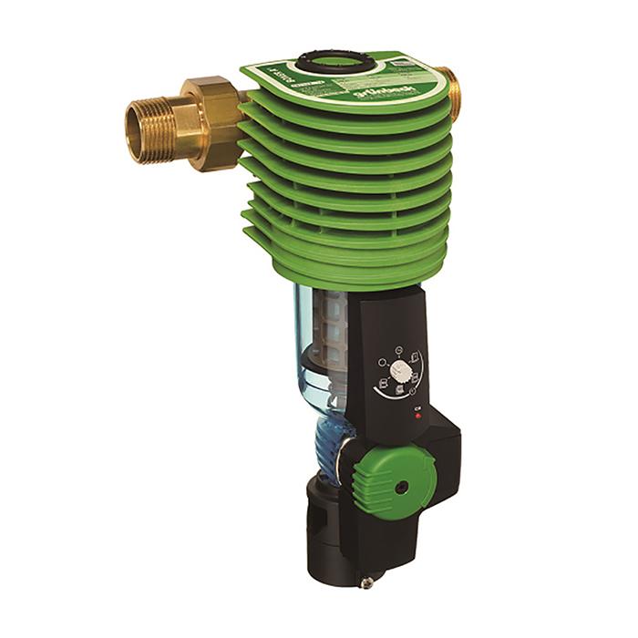 前置雜質全自動反沖洗過濾器 BOXER® A(停售)