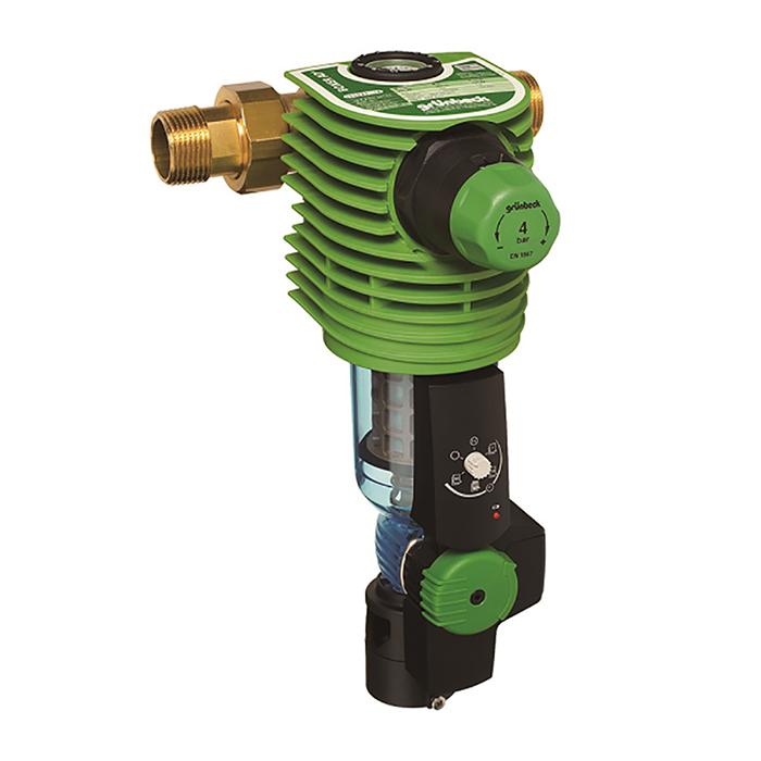 前置雜質全自動反沖洗過濾器 BOXER® AD(停售)