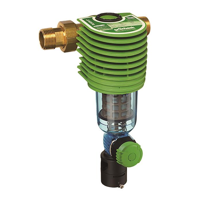 前置雜質手動反沖洗過濾器BOXER®R