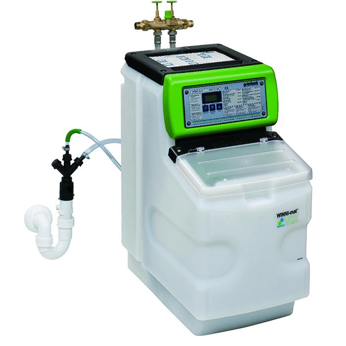 節能型經典軟水機VGX9