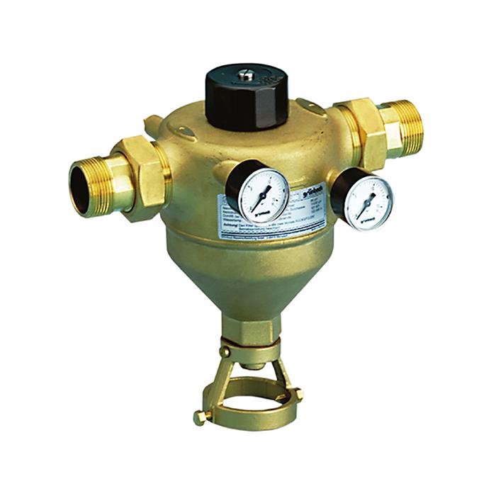 社區商用手動反沖洗前置雜質過濾器GENO® MX