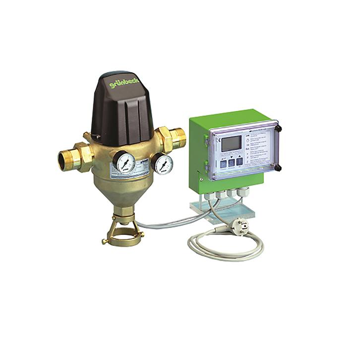 社區商用前置雜質全自動反沖洗過濾器GENO®MXA