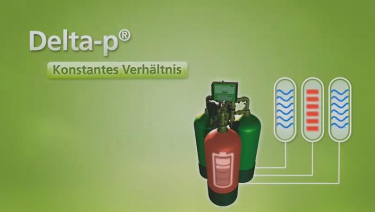 WIFI智控軟水機設備softliQ