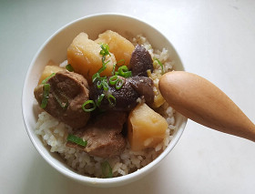 『清冰箱料理』博士薑茶馬鈴薯燉肉