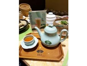 當好茶遇到好茶食