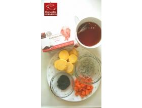 博士紅茶飽鈣彩蔬炊飯