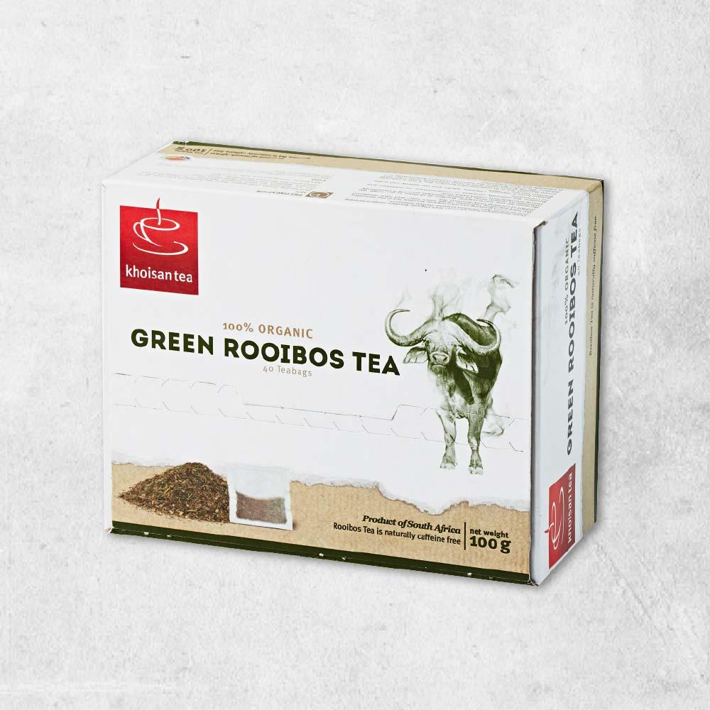 有機經典博士綠茶家庭款(2.5g*40包)