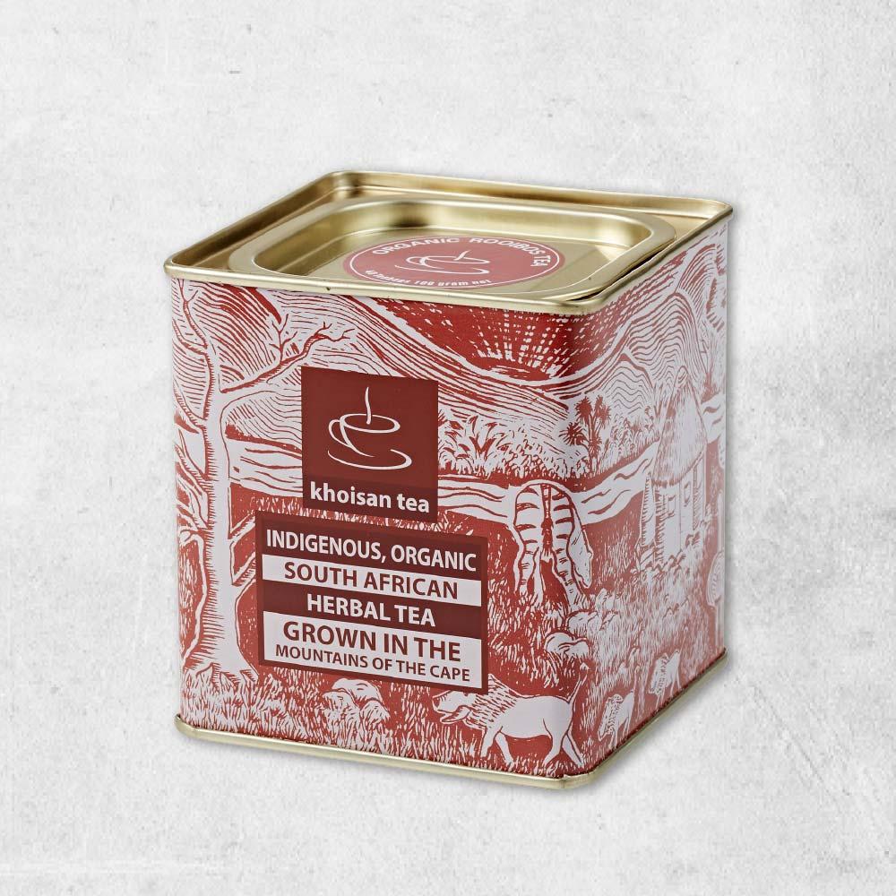 有機經典博士紅茶限量古典罐(2.5g*40包)