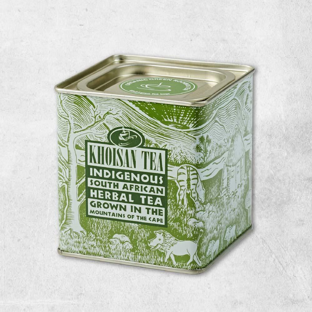有機經典博士綠茶限量古典罐(2.5g*40包)