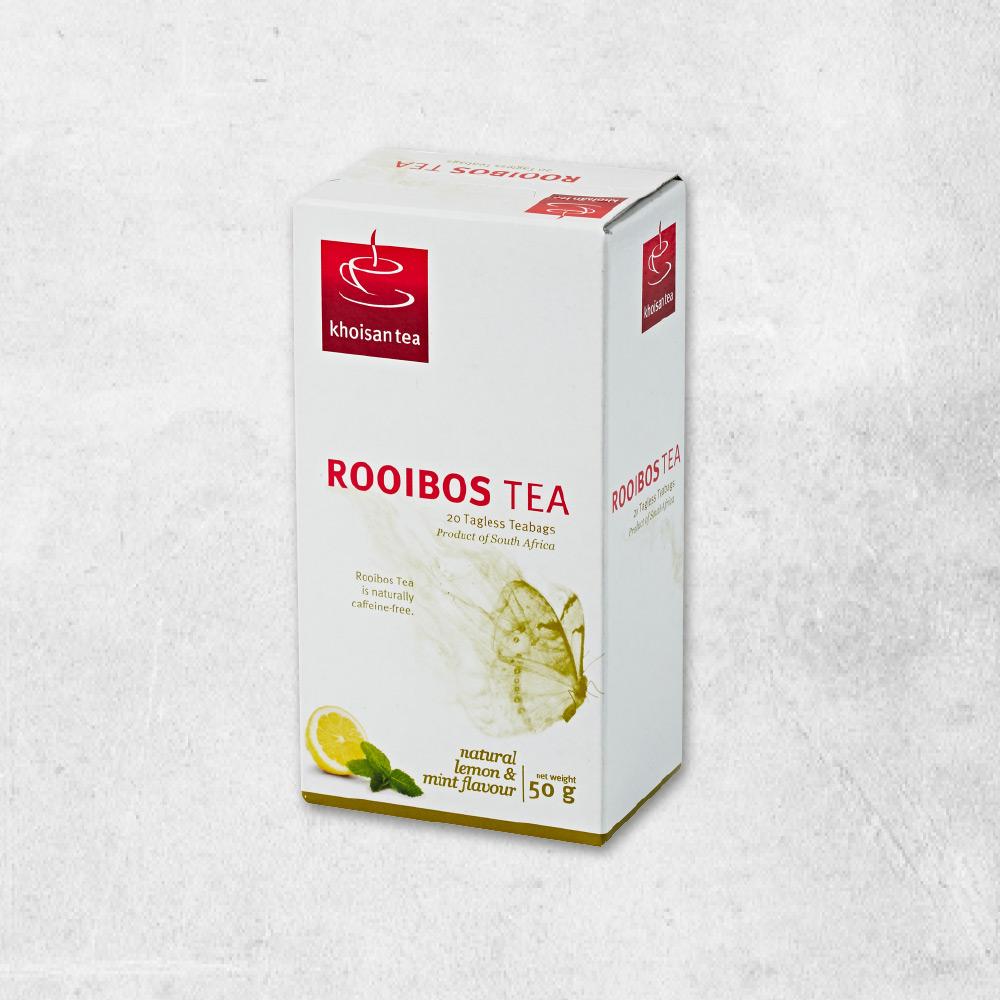 檸檬薄荷博士茶(2.5g*20包)