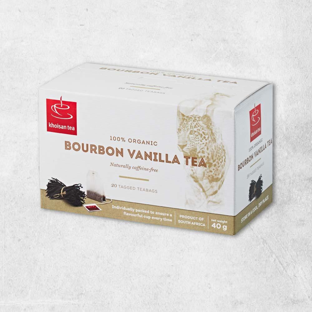 有機經典波旁香草茶(2g*20包)