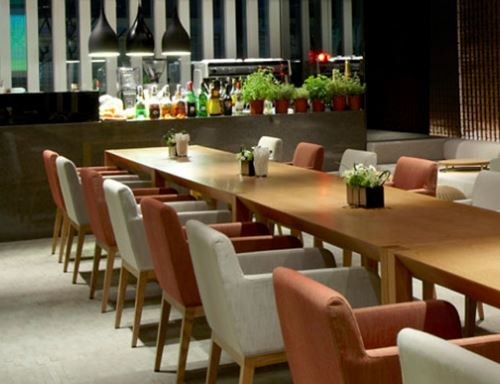 台南晶英酒店-水晶廊
