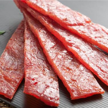 蒜味豬肉乾600g