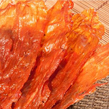 原味豬肉紙600g(購買時請注意此商品口感為有嚼勁非脆片系列)