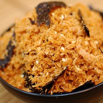 (素食)海苔素肉鬆300g
