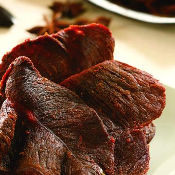 五香牛肉乾600g