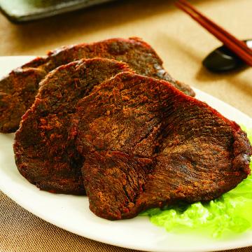 黑胡椒牛肉乾600g