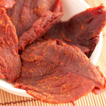 紹興牛肉乾300g