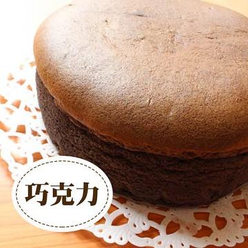無麥麩 巧克力輕熟米蛋糕1入組