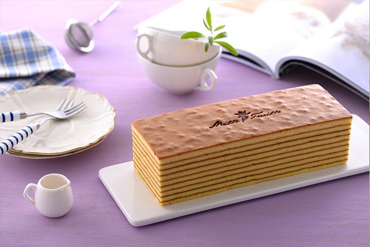 米迦-原味千層蛋糕