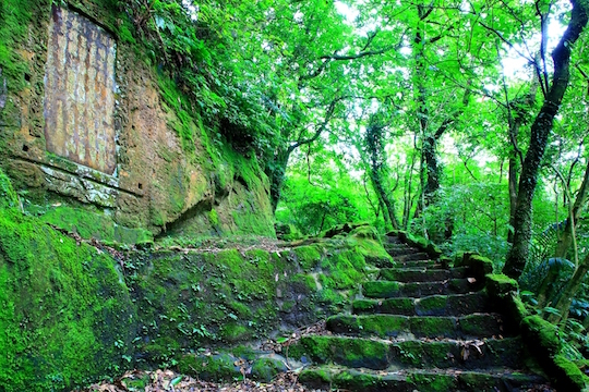 重返金字碑古道- 屬於台灣的朝聖之路