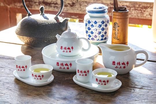 悲情城市青春品茶-九份茶旅