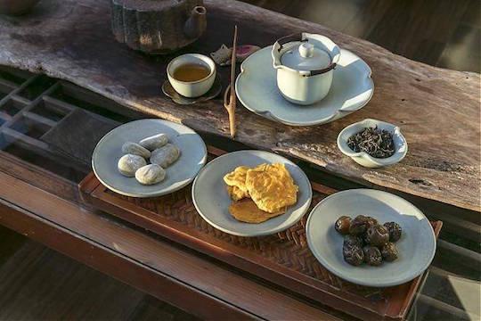 山城創作坊經典品茶-九份茶旅
