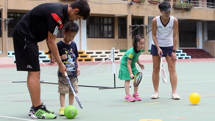 PTR國際網球教練組織10歲以下兒童迷你網球教練講習