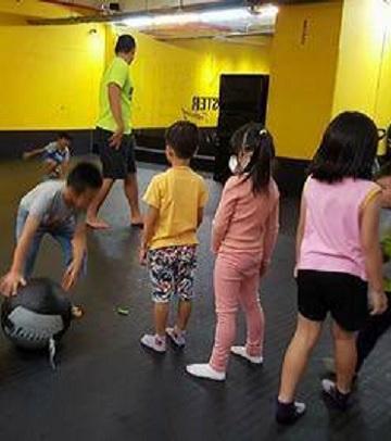 11/19怪獸肌力公益力挺--孩子專屬的體能開發課圓滿落幕!