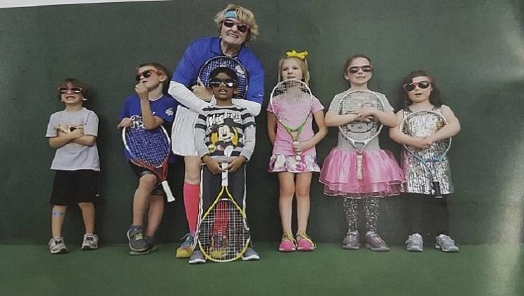 網球教學心得分享:不經意中進入的網球教學世界,竟是如此美好!