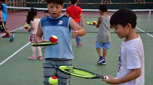 2017/3/18 台灣兒童網球日及家庭野餐活動