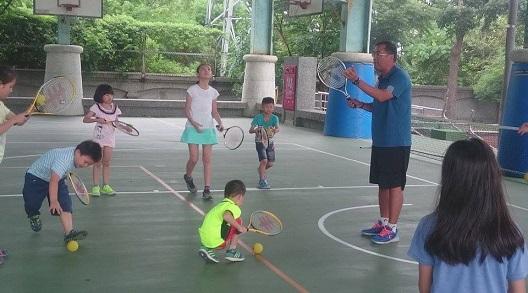 台中豐原網球委員會兒童網球夏令營,報名活動開跑!